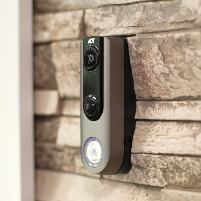 New Haven doorbell security camera