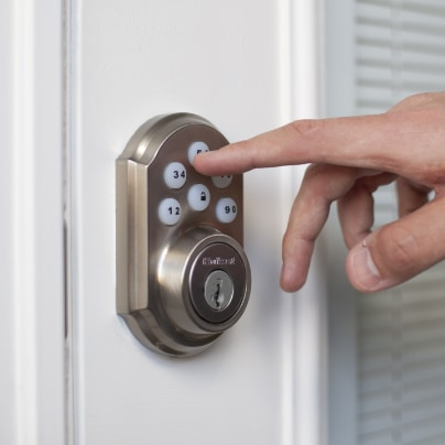 New Haven smartlock adt